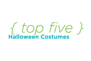 Top Five: Halloween Costumes