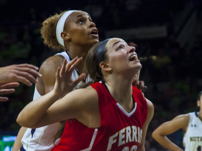 Recruiting Brings Consistency  for Women's Basketball