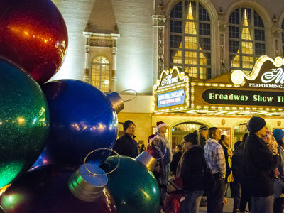Downtown South Bend Welcomes the Holidays