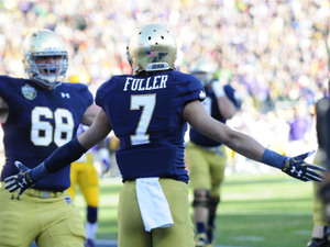 Will Fuller Emerges as Top Receiver in 2014