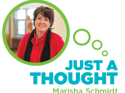 Just a Thought: Marisha Schmidt