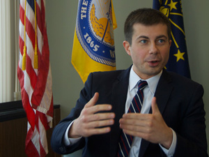 Mayor Buttigieg Builds on Experience, Plans for Second Term