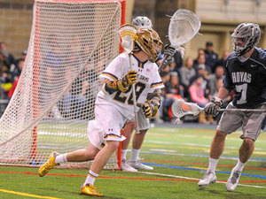 No. 2 Men's Lacrosse Faces High Expectations
