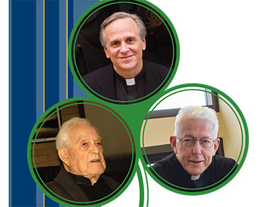 Presidential Days: Exploring the Experiences of  Father Hesburgh, Father Malloy and Father Jenkins