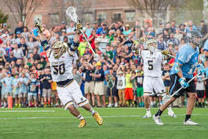 The Time is Now: The Magic of May and NCAA Lacrosse
