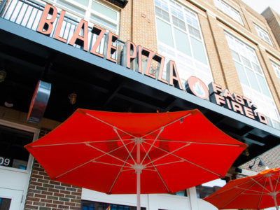 Eddy Street's Newest Addition: Blaze Pizza