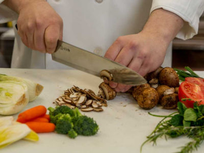 behiND Locked Doors: Center for Culinary Excellence
