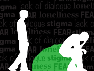 You Are Not Alone: Untold Stories of Mental Illness at ND