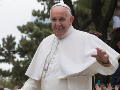 Father McCormick Reflects on Pope Francis' Message
