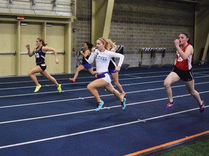 Track and Field Starts Season Strong