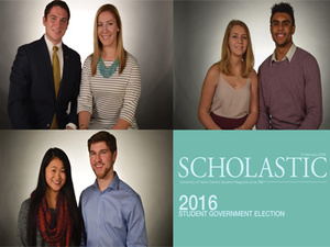 Staff Endorsement for Student Government Election