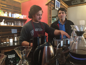 The Local Cup: The Volunteer-Run, Pay-What-You-Will Café