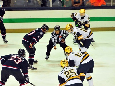 Hockey's Last Season in the Hockey East