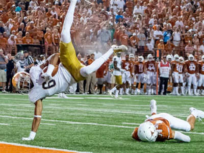 Longhorn Loss: An Old-Fashioned Overtime Shootout