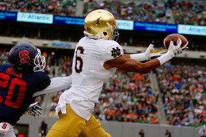 Orange Juiced: Another Shootout Ends with ND's Second Win