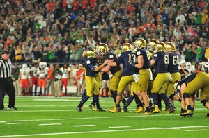 South Bend over South Beach: Irish Get Close Win Over Historic Rival