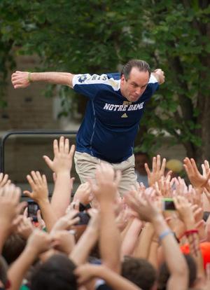 Mike Brey: Man of the People