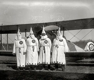 #tbt When the Klan Descended on South Bend