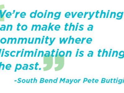 South Bend Takes a Stand on Human Rights