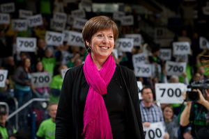 Muffet McGraw: Hallowed in the Hall