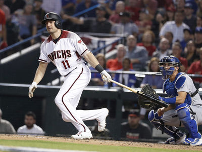 ND Baseball Alumnus A.J. Pollock Makes Postseason Debut