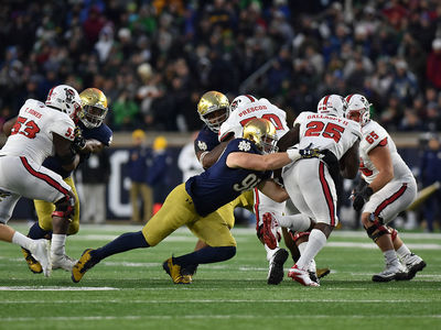 Irish Rush Past the Wolfpack