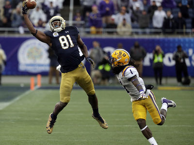 Irish Taste Sweet Victory in Citrus Bowl