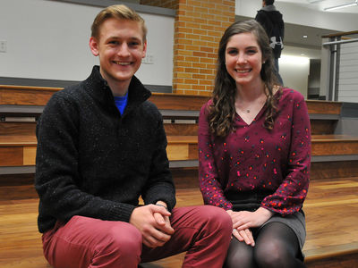 Alex Kruszewski & Julia Dunbar: Proven Dedication, Potential Innovation