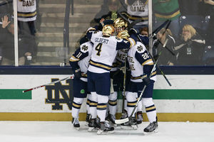 Lucky 16 Inside Notre Dame Hockey's Record-Setting Streak
