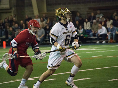 Men's Lacrosse Ranked No. 6 in Preseason Poll
