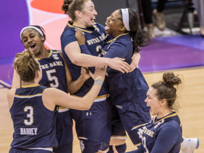 Women's Basketball Reigns Supreme