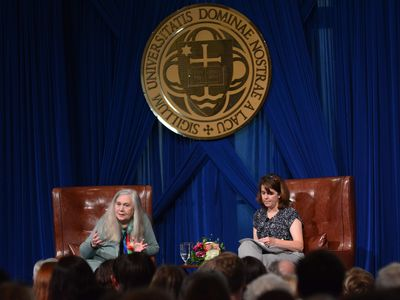 Writing Faith: Marilynne Robinson Discusses God, Fiction and Individualism