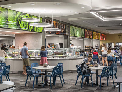 Campus Dining: Is It Inclusive Enough for All Students?