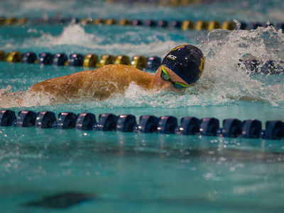 Men's and Women's Swim Teams Start Strong