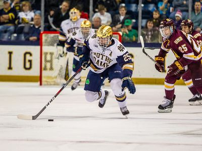 Notre Dame Hockey: Runners-Up Seek Revenge