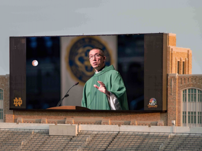 Father Pat McCormack Personally Funding Vine II: The Resurrection
