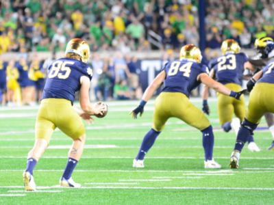 Michigan: Irish Hold Off Wolverines in Season Opener
