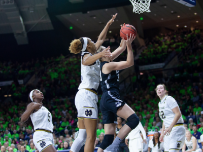Women's Basketball Continues Domination