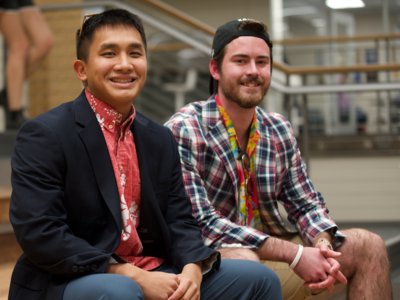 "Carlston Chang & Kevin O'Leary: Bringing the ""Aloha Spirit"" to South Bend"