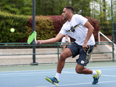 Men's Tennis Team Stays Strong