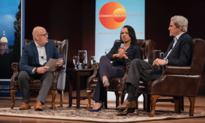 Finding Common Ground with John Kerry and Condoleezza Rice