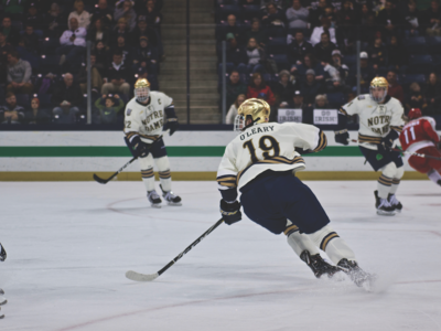 Irish Hockey Captures Big Ten Championship