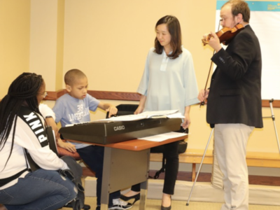 Music Beyond the Measure: Music Professor Sponsors Sensory Friendly Concerts for People with Autism