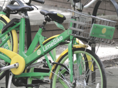 LimeBike Shifts Business Model in South Bend