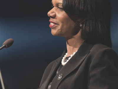 Making Politics Personal with Condoleezza Rice