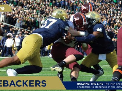 Linebackers: Holding the Line
