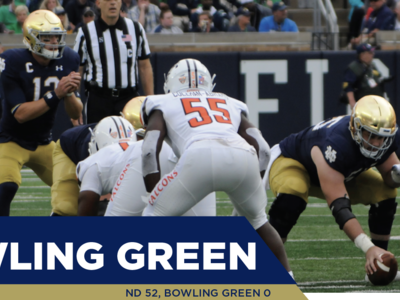 Bowling Green: Shutting out the Falcons
