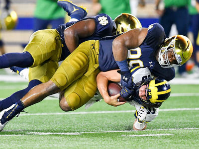 The State of College Football and Notre Dame's New Look Schedule