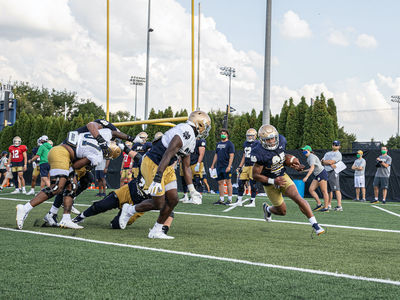 Update on Fall Athletics Practices