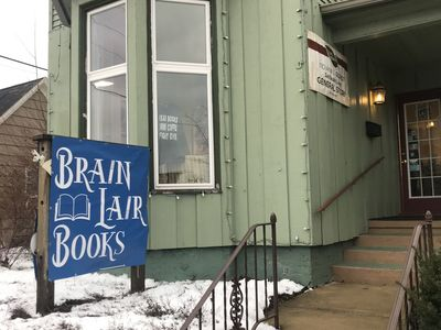 Brain Lair Books Stocks Stories for All